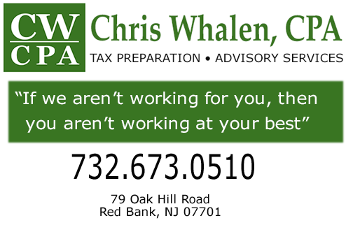 Chris Whalen CPA Mobile Logo